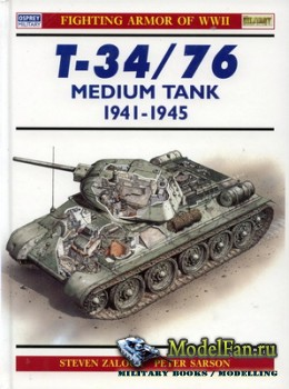 Osprey - New Vanguard 9 - T-34/76 Medium Tank 1941-1945