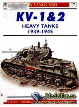 Osprey - New Vanguard 17 - KV-1 & KV-2 Heavy Tanks 1939-1945