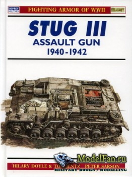 Osprey - New Vanguard 19 - Stug III Assault Gun 1940-1942