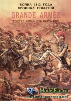 Grande Armée - Состав армии при Бородино (А.А. Васильев, А.И. Попов)