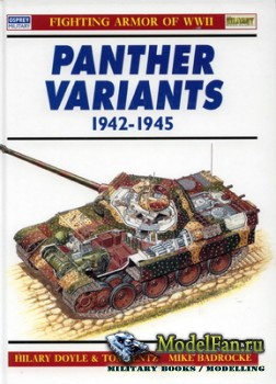 Osprey - New Vanguard 22 - Panther Variants 1942-1945