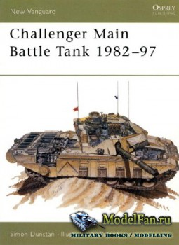 Osprey - New Vanguard 23 - Challenger Main Battle Tank 1982-97