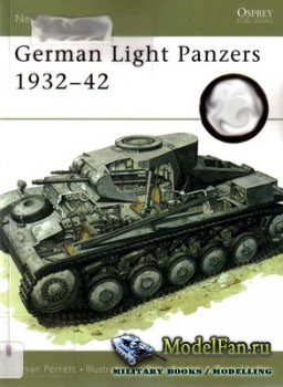 Osprey - New Vanguard 26 - German Light Panzers 1932-42