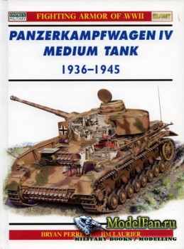 Osprey - New Vanguard 28 - Panzerkampfwagen IV Medium Tank 1936-1945