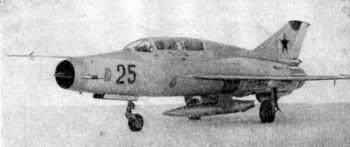 Инструкция летчикам самолета МиГ-21 УМ (Миг-21УС)
