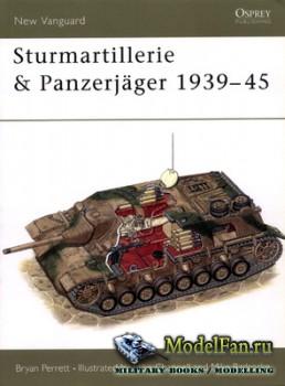 Osprey - New Vanguard 34 - Sturmartillerie & Panzerjager 1939-45