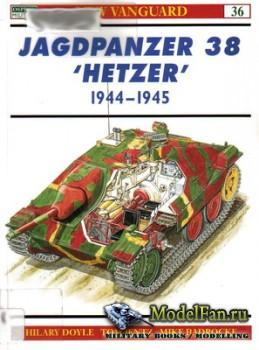 Osprey - New Vanguard 36 - Jagdpanzer 38 'Hetzer' 1944-1945