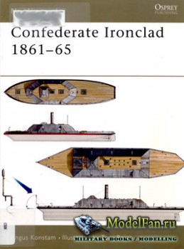 Osprey - New Vanguard 41 - Confederate Ironclad 1861-1865