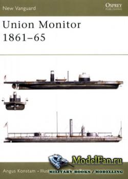 Osprey - New Vanguard 45 - Union Monitor 1861-1865