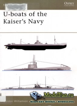 Osprey - New Vanguard 50 - U-boats of the Kaiser's Navy