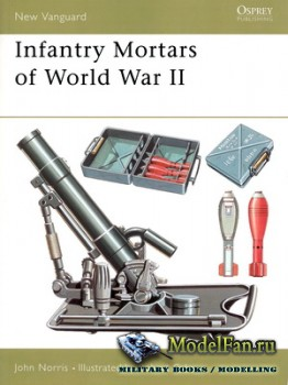 Osprey - New Vanguard 54 - Infantry Mortars of World War II