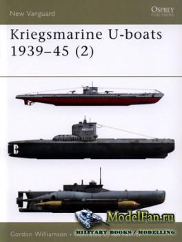 Osprey - New Vanguard 55 - Kriegsmarine U-Boats 1939-1945 (2)