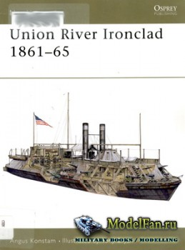 Osprey - New Vanguard 56 - Union River Ironclad 1861-65