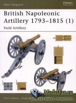 Osprey - New Vanguard 60 - British Napoleonic Artillery 1793-1815 (1) - Fie ...