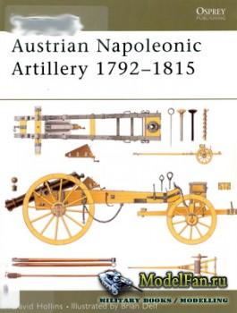 Osprey - New Vanguard 72 - Austrian Napoleonic Artillery 1792-1815