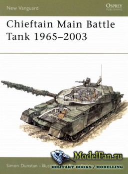 Osprey - New Vanguard 80 - Chieftain Main Battle Tank 1965-2003