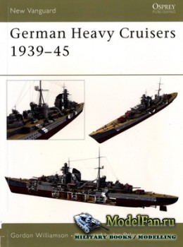 Osprey - New Vanguard 81 - German Heavy Cruisers 1939-1945
