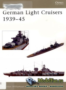Osprey - New Vanguard 84 - German Light Cruisers 1939-1945