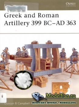 Osprey - New Vanguard 89 - Greek and Roman Artillery 399 BC-AD 363