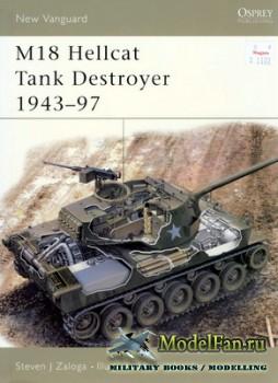 Osprey - New Vanguard 97 - M18 Hellcat Tank Destroyer 1943-1997