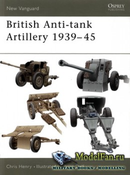 Osprey - New Vanguard 98 - British Anti-tank Artillery 1939-45