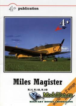 4+ Publication 12 - Miles Magister