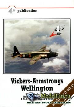 4+ Publication 15 - Vickers-Armstrongs Wellington. Medium Bomber variants