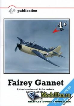 4+ Publication 23 - Fairey Gannet