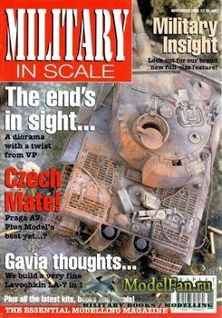 Military in Scale №120 (November 2002)