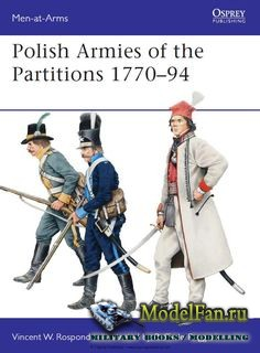 Osprey - Men-at-Arms 485 - Polish Armies of the Partitions 1770-1794