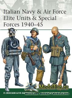 Osprey - Elite 191 - Italian Navy & Air Force Elite Units & Special Forces 1940-1945