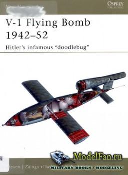 Osprey - New Vanguard 106 - V-1 Flying Bomb 1942-52