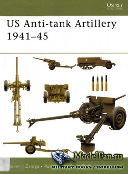 Osprey - New Vanguard 107 - US Anti-tank Artillery 1941-1945