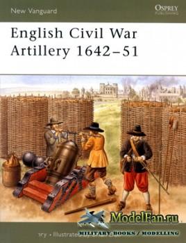 Osprey - New Vanguard 108 - English Civil War Artillery 1642-51