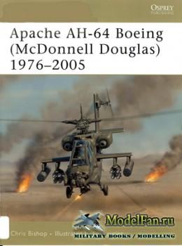 Osprey - New Vanguard 111 - Apach AH-64 Boeing (McDonnell Douglas) 1976-200 ...