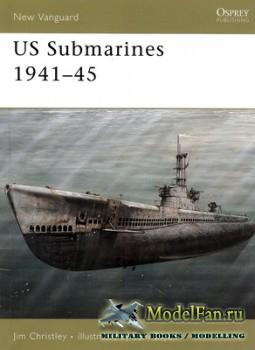 Osprey - New Vanguard 118 - US Submarines 1941-1945