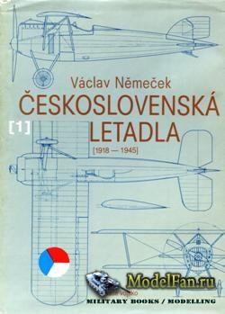 Ceskoslovenska letadla (1918-1945) (Vaclav Nemecek)