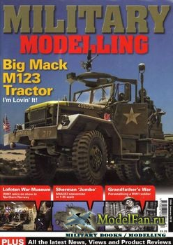 Military Modelling Vol.42 No.1 2012