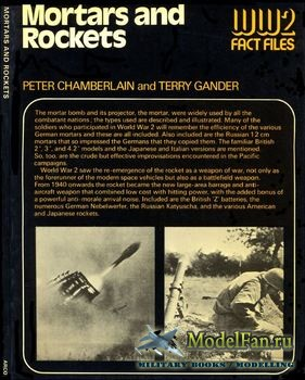 Mortars and Rockets (Peter Chamberlain, Terry Gander)