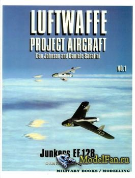 Luftwaffe Project Aircraft №1 - Junkers Ju EF128