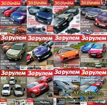 Журнал «За рулём» за 2008 год