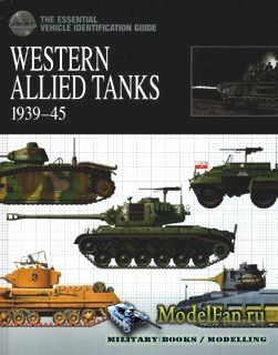 Western Allied Tanks 1939-1945 (David Porter)