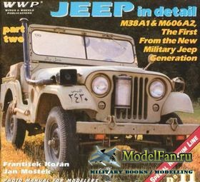 WWP Red Special Museum Line №11 - Jeep in Detail Part 2