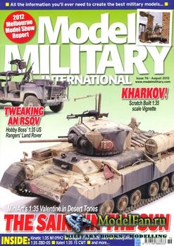 Model Military International Issue 76 (August 2012)