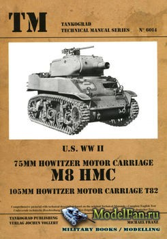 Tankograd 6014 - U.S. WW II 75MM Howitzer Motor Carriage