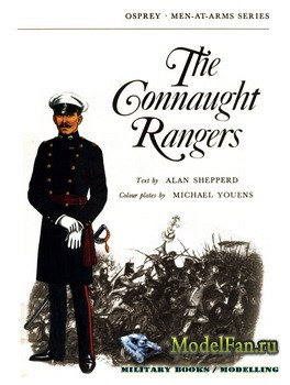 Osprey - Men-at-Arms 12 - The Connaught Rangers