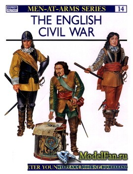 Osprey - Men-at-Arms 14 - The English Civil War
