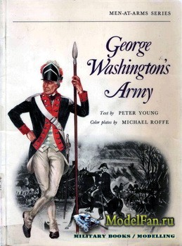 Osprey - Men-at-Arms 18 - George Washington's Army