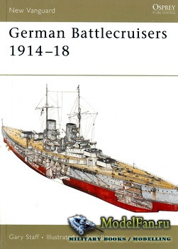 Osprey - New Vanguard 124 - German Battlecruisers 1914-1918