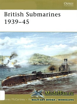 Osprey - New Vanguard 129 - British Submarines 1939-45